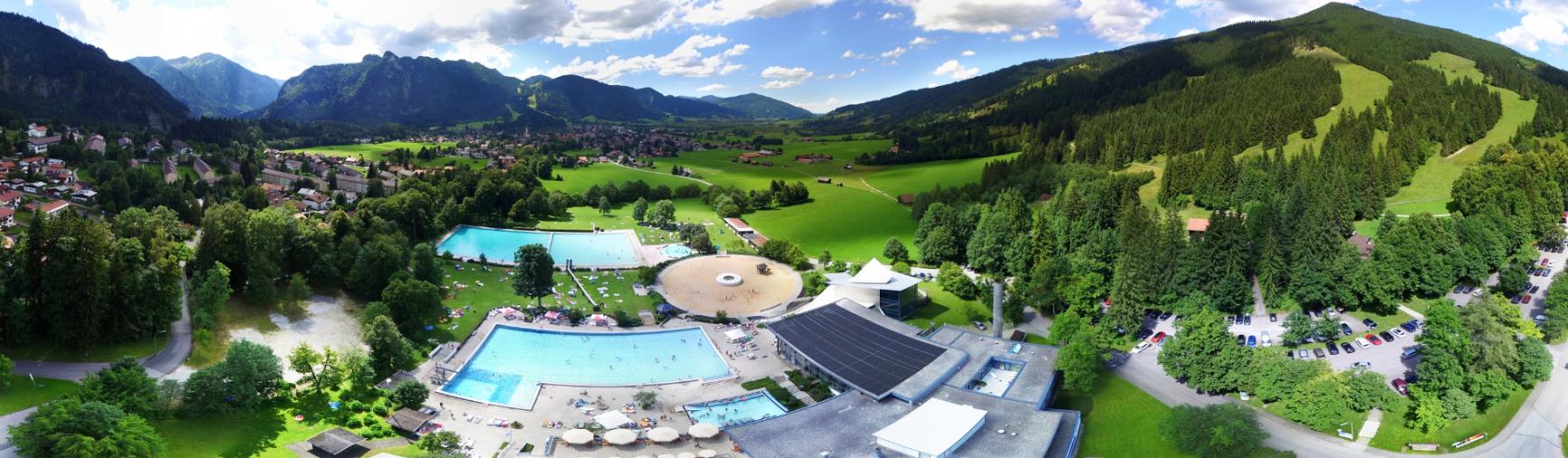 Das wetter in oberammergau for Schwimmbad oberammergau